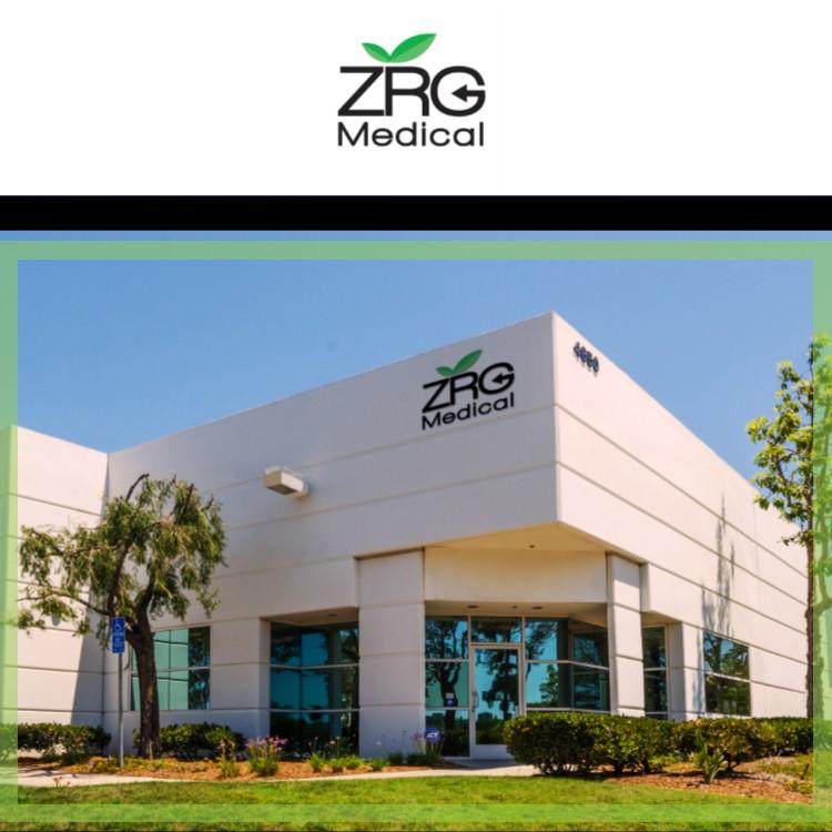 ZRG medical building facade medical equipment San Diego